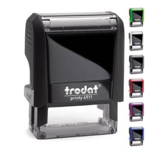 Νέα σειρά αυτόματων μηχανισμών trodat 4.Νέος μοντέρνος και οικονομικότερος σχεδιασμός.