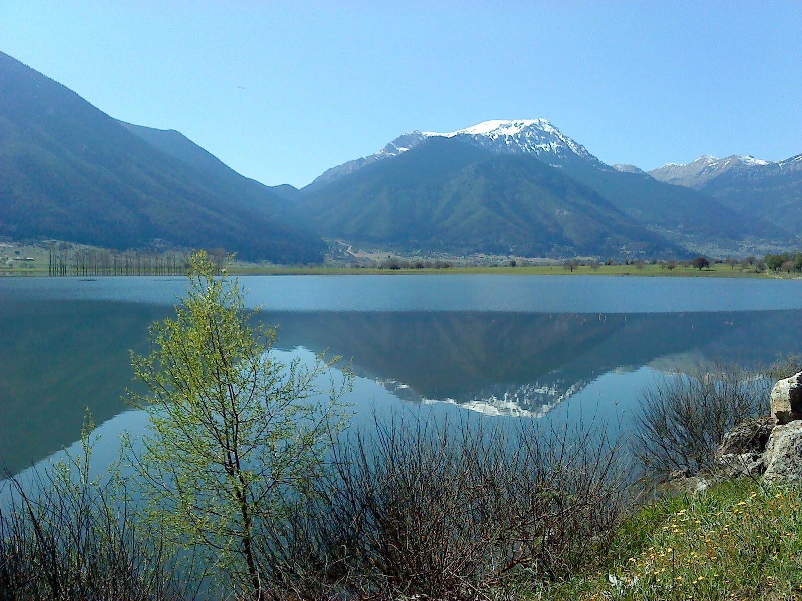 Τρίτη 1 Μαΐου Εκδρομή Λίμνη Στυμφαλία - Φράγμα Δόξας - Φενεός