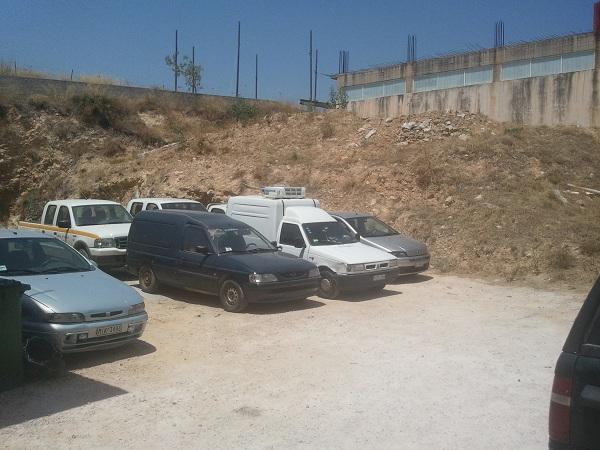 Λιπαντικά αυτοκινήτων στην Αρτέμιδα, Λιπαντικά αυτοκινήτων στα Σπάτα