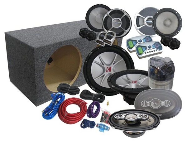 Car Audio and Accessories: All About Car Audio Accessories