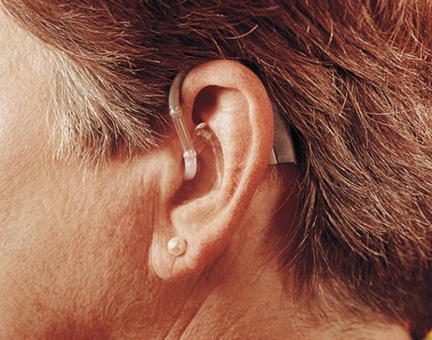 Οπισθωτιαία ακουστικά BTE ( Behind The Ear)