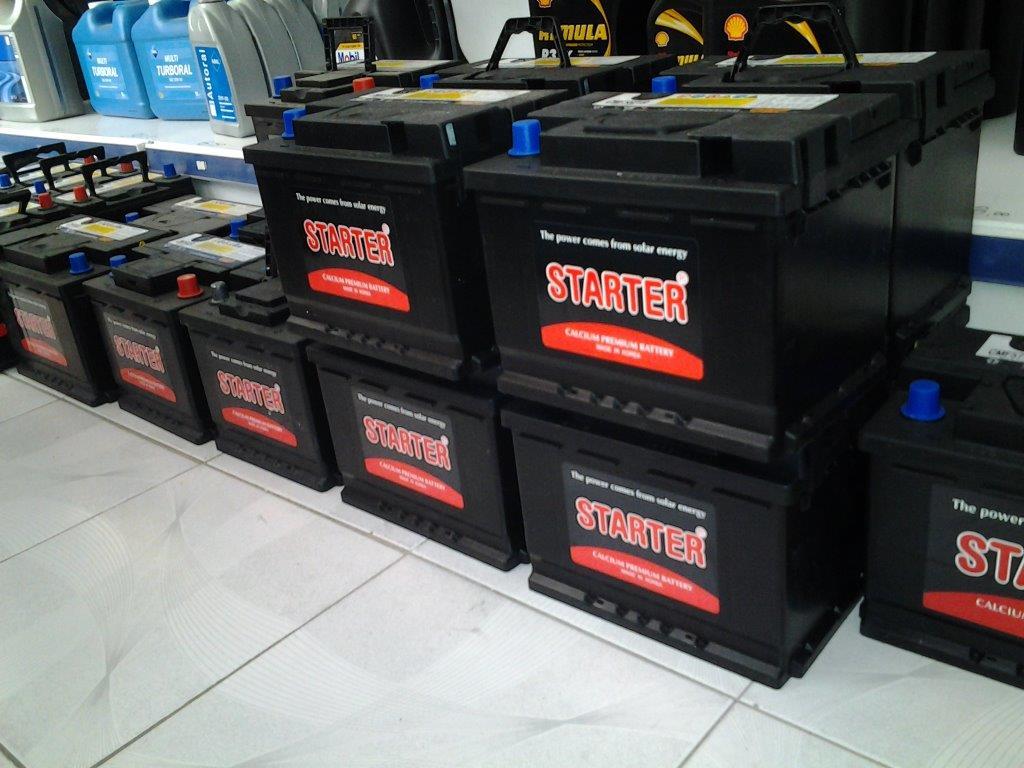 Στο κατάστημά μας θα βρείτε και μεγάλη ποικιλία σε μπαταρίες αυτοκινήτου