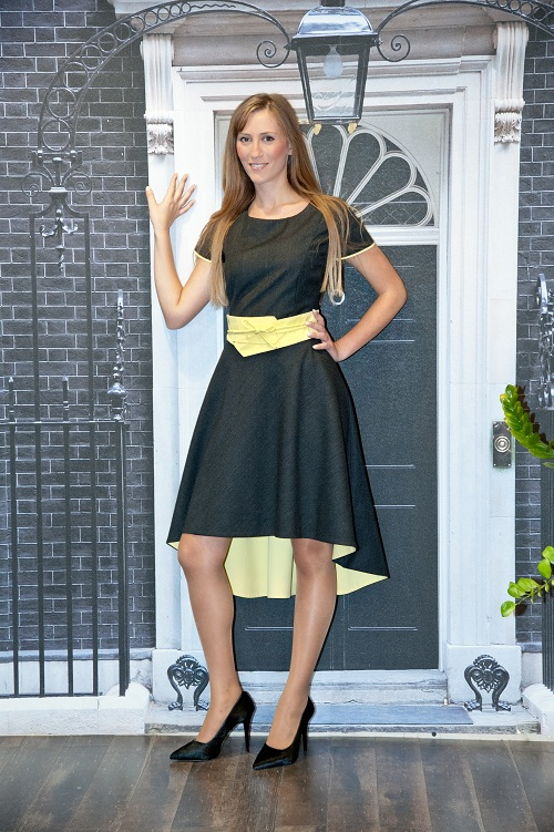 3e23eeb8db2d ... Φόρεμα ALOA γκρι φανέλα ψιλή .Αίγιο Πάτρα Ζάκυνθος Μεσολόγγι