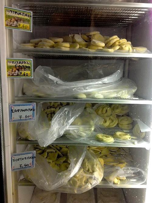 Κρητικά Τυροπιτάκια, Σαρικοπιτάκια, Πιταράκι γλυκό, Χορτοπιτάκια