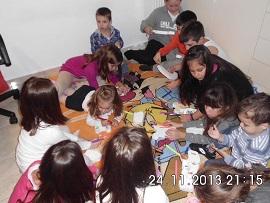 Κέντρο δημιουργικής απασχόλησης για παιδιά Κορωπί