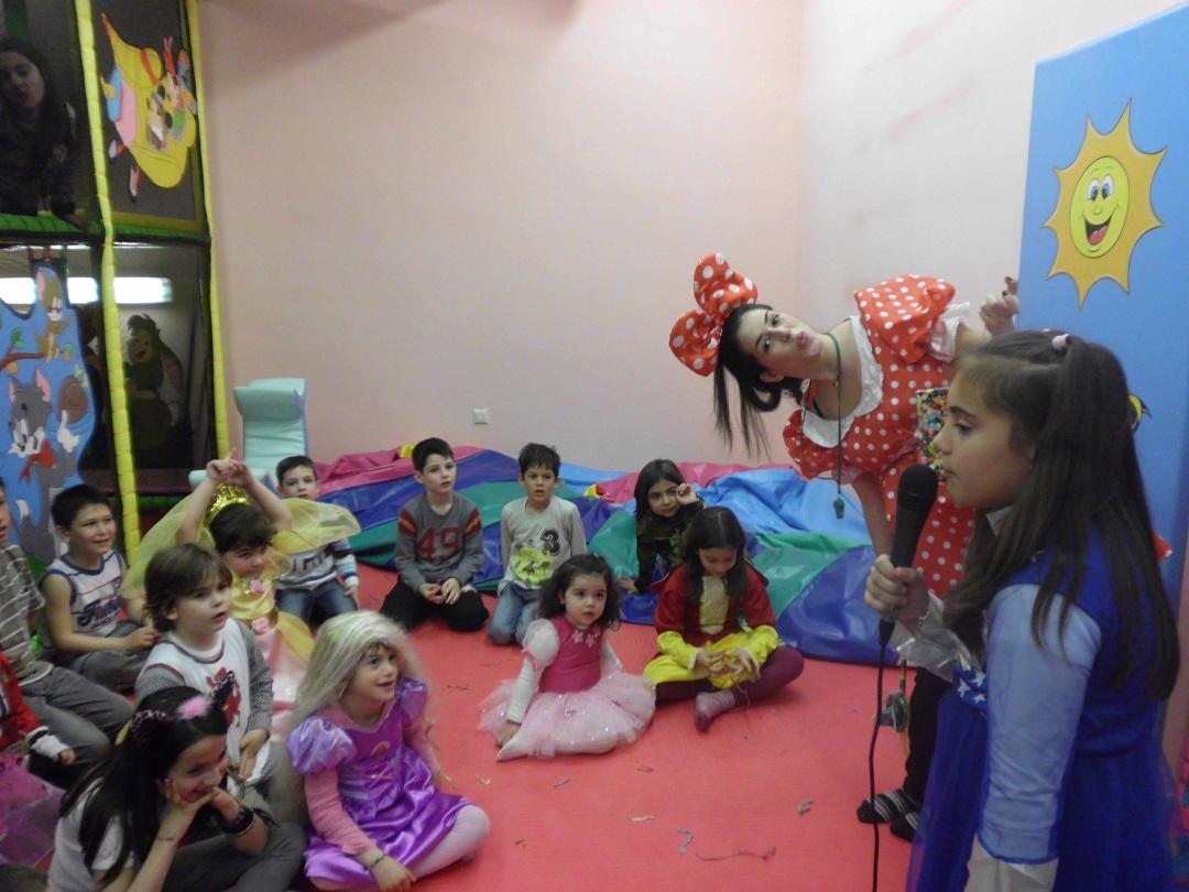 Δημιουργική απασχόληση για παιδιά Κορωπί