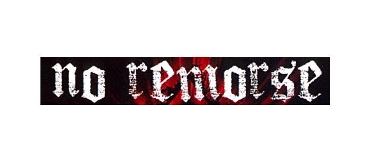 No remorse tattoo