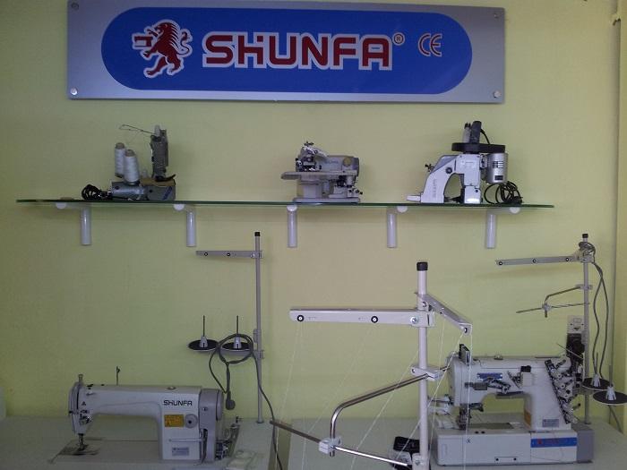 Επαγγελματικές Ραπτομηχανές, Σακκοραπτικές Μηχανές Συσκευασίας SHUNFA, Αντιπροσωπείες - Εισαγωγές - Service Ραπτομηχανών ΜΑΡΑΓΚΟΖΟΓΛΟΥ