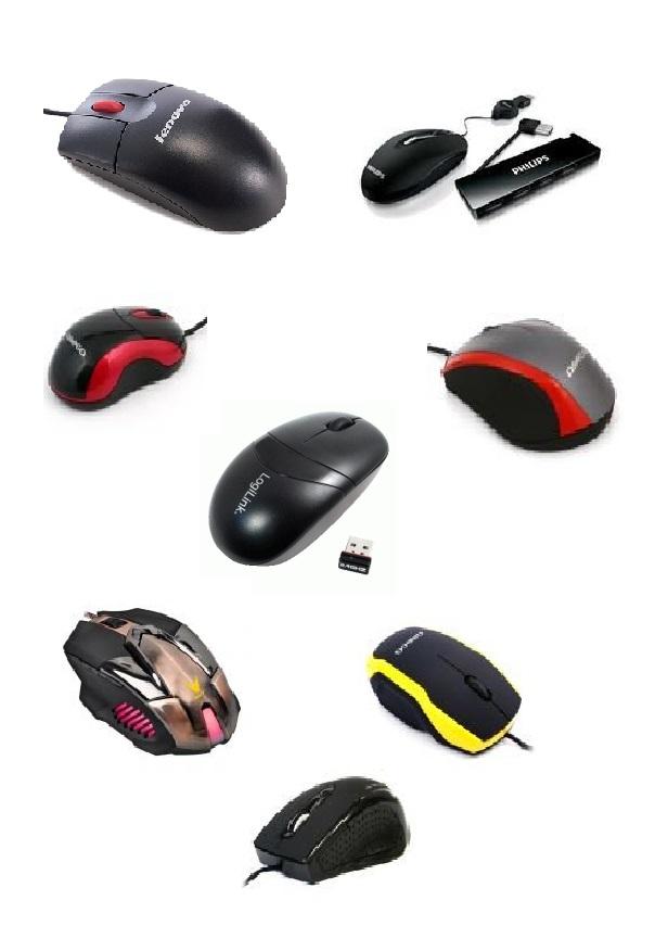 TONERMEDIA Ποντίκια Ενσύρματα & Ασύρματα