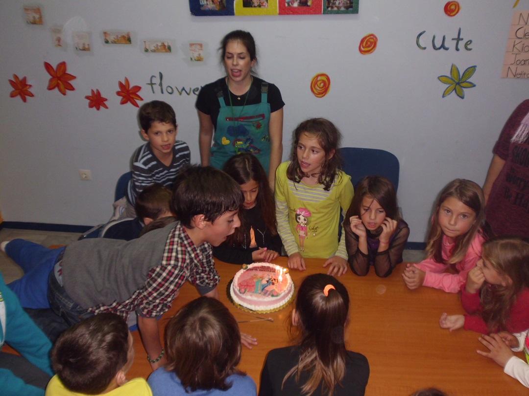 Παιδικό πάρτυ σε δημιουργικό εργαστήρι σε Ανατολική Αττικη