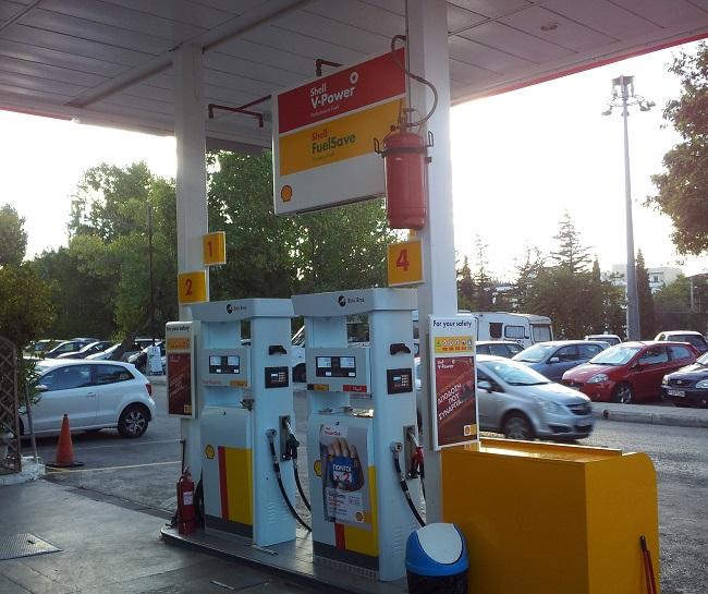 Spartakostherm Shell Πρατήριο Καυσίμων ΑΓΙΟΣ ΣΤΕΦΑΝΟΣ