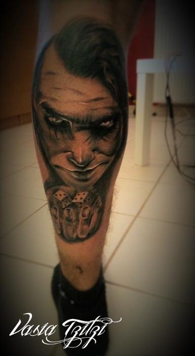 joker#tattoo#