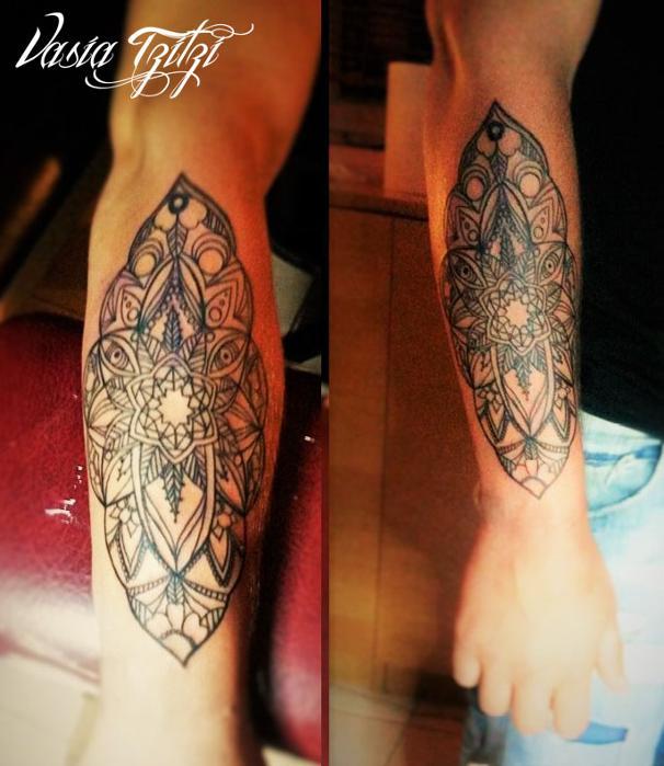 tattoo#mandala#