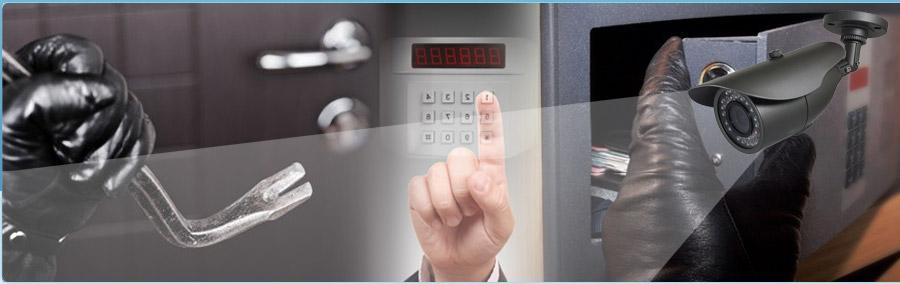 Συστήματα συναγερμού (και περιμετρικά) Συστήματα ελέγχου διακινήσεως (Access Control) Κλειστά κυκλώματα τηλεόρασης (C.C.TV) Μετάδοση εικόνας Συστήματα πυρανίχνευσης Μετάδοση σημάτων alarm μέσω δικτύου GSMΤσεκούρας Security - Συστήματα ασφαλείας, Συναγερμοί στον Άγιο Στέφανο