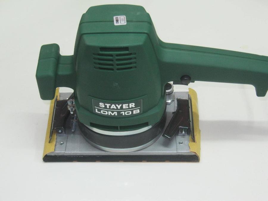 STAYER τριβειο LOM - 10B  καταλληο για επαγγελματικη χρηση