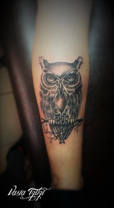 owl#tattoo