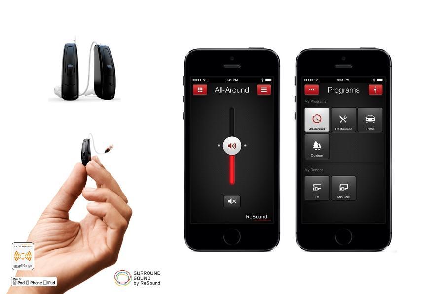Linx 2 ασύρματη τεχνολογία με iphone