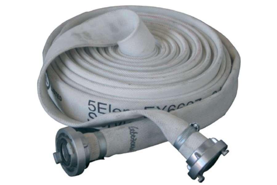 Λαστιχο μανικας καταλληλο για πυροσβεση και καμλοκ ολων των διαστασεων απο 1 ιντσα