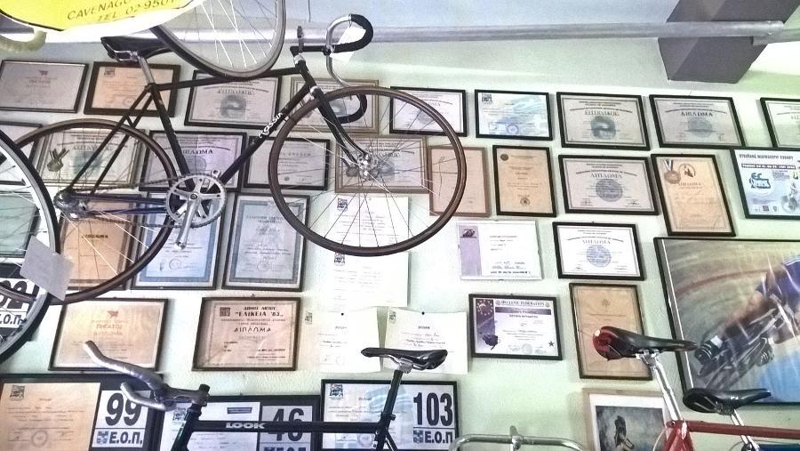 Αναπαλαιώσεις ειδικές αναλατασκευές ποδηλάτων Αθήνα Αττική