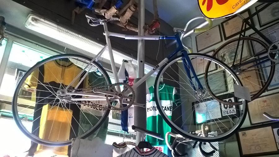 Αναπαλαιώσεις κλασσικών ποδηλάτων Αθήνα