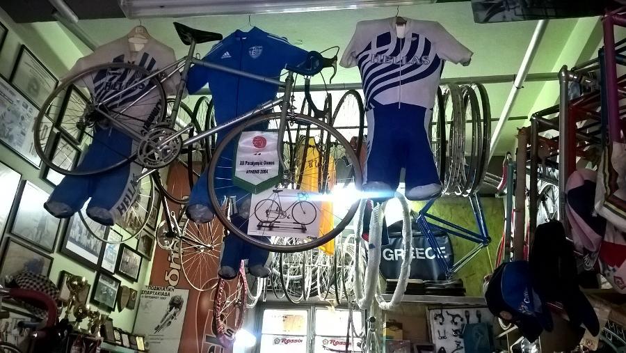 Ειδικές κατασκευές ποδηλάτων Άνω Πατήσια, Αθήνα, Αττική