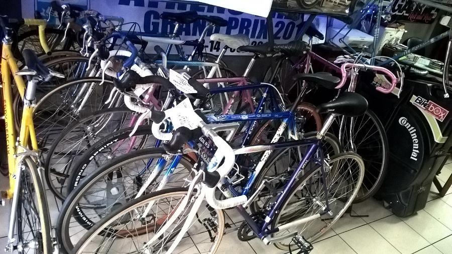 Ποδήλατα κούρσες Άνω Πατήσια, Κάτω Πατήσια, Αθήνα