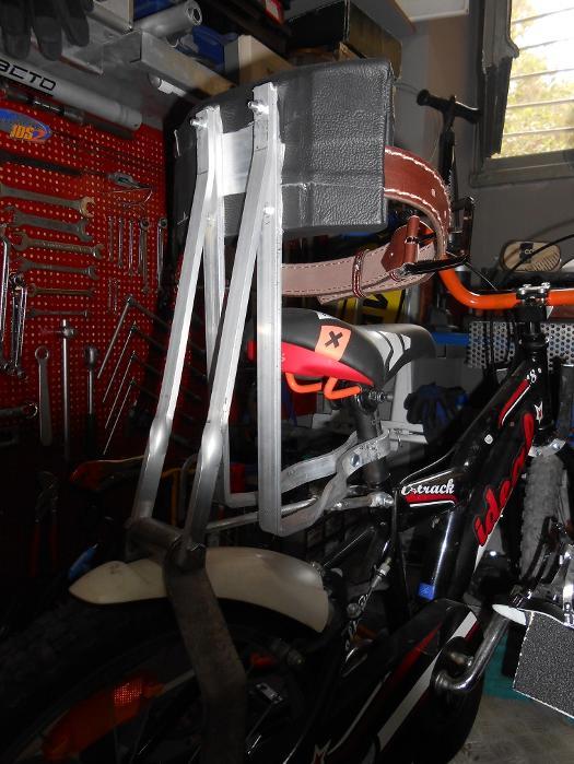 Θέση ποδηλάτου ΑΜΕΑ