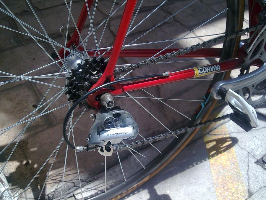 Service ποδηλάτων Κάτω Πατήσια, Ριζούπολη