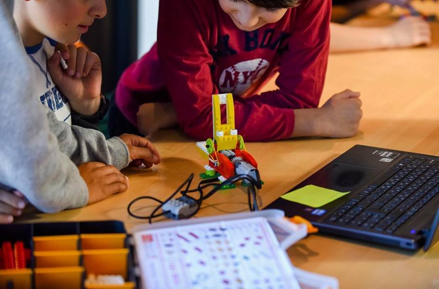 εκπαιδευτική ρομποτική με τον stem education