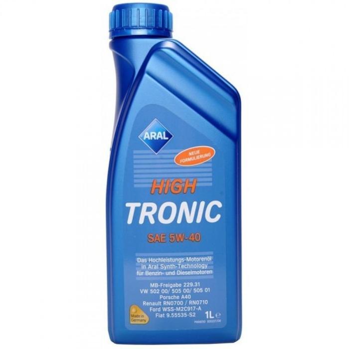 ARAL High Tronic 5W40 1L 8€