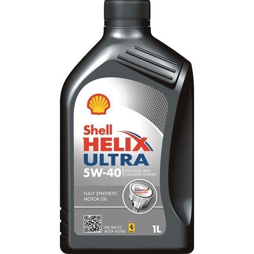 SHELL HELIX ULTRA 5W40 1L 10€ - 4L 40€