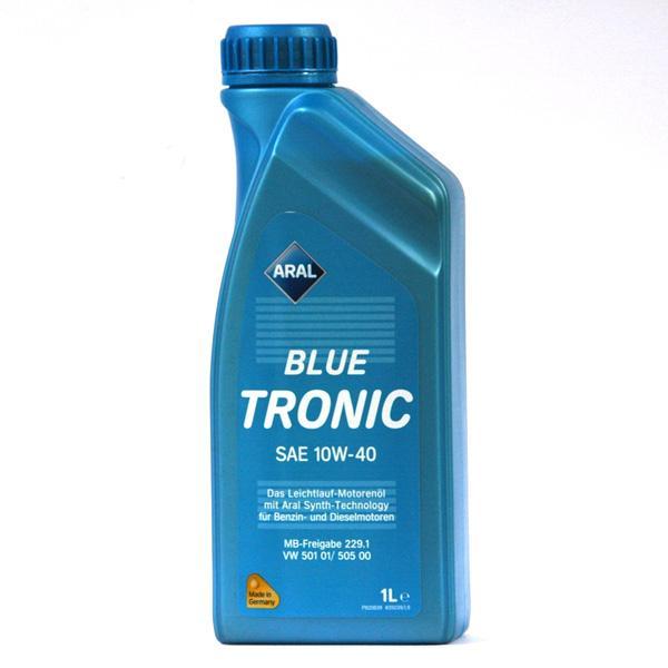 ARAL BLUETRONIC SAE 10W-40 1L 8€ - 4L 30€