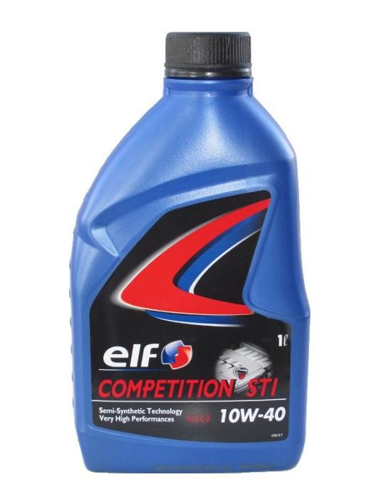 ELF COMPETITION 10W-40 1L 8€