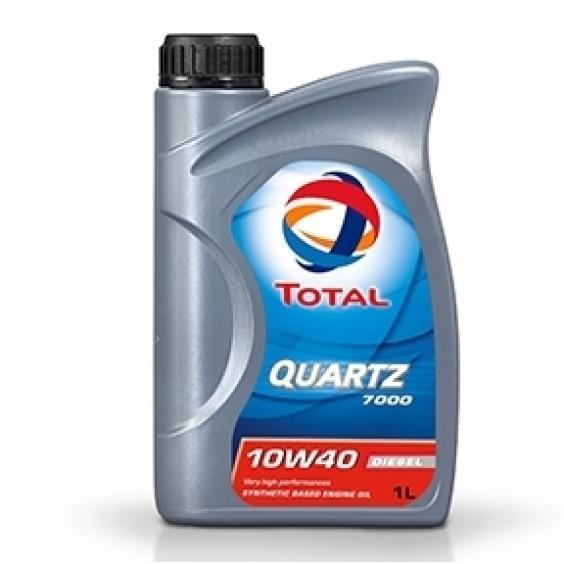 TOTAL QUARTZ 10W-40 1L 8€