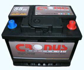 Μπαταρία αυτοκινήτου Cronus 62 Amp-h  65€