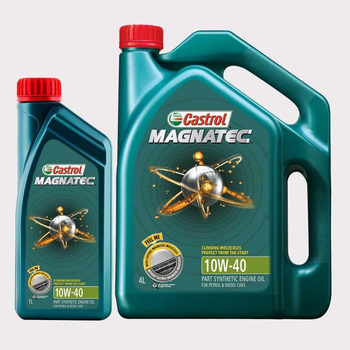 CASTROL MAGNATEC 10W-40 1L 9€ - 4L 35€