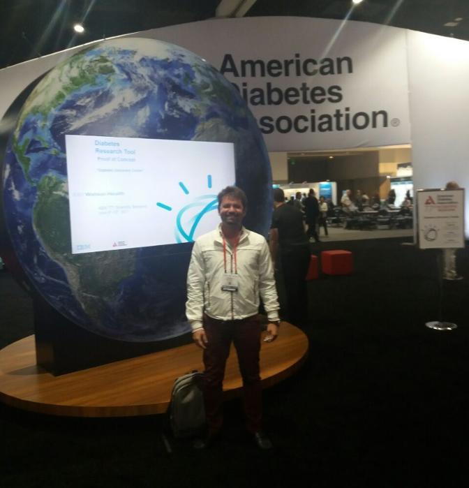 Παγκόσμιο συνέδριο σακχαρώδη διαβήτη στο San Diego California
