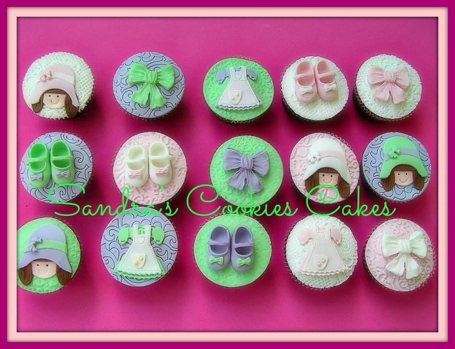 Sarah Kay cupcakes