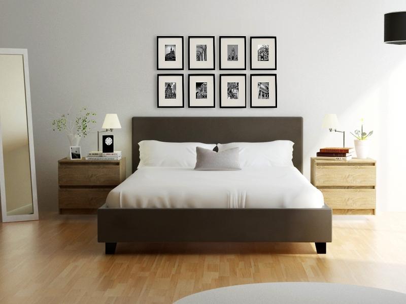 Κρεβάτι με δερματίνη. Κρεβάτια Βόρεια Προάστια