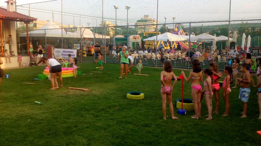 Θεματικά παιδικά πάρτι Πάτημα Χαλανδριου, Οργάνωση παιδικών πάρτι Βόρεια Προάστια