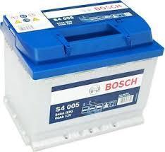 Μπαταρία αυτοκινήτου bosch 60Amp-h 85 euro