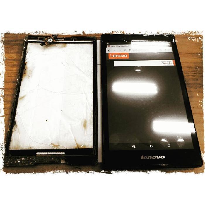 Αντικατάσταση οθόνης Lenovo Μαρούσι