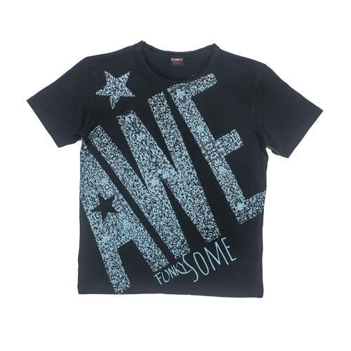 ... παιδικη μπλουζα με σταμπα αγορια Νο6-16 6€. Παιδικά ρούχα funky.  προσφορες ... 1902c39a303