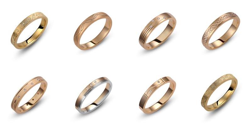 Δακτυλίδια χρυσά και ασημένια Βέρες γάμου Δακτυλίδια αρραβώνων Μονόπετρα Κοσμηματοπωλείο ΚΑΛΑΜΑΤΑ