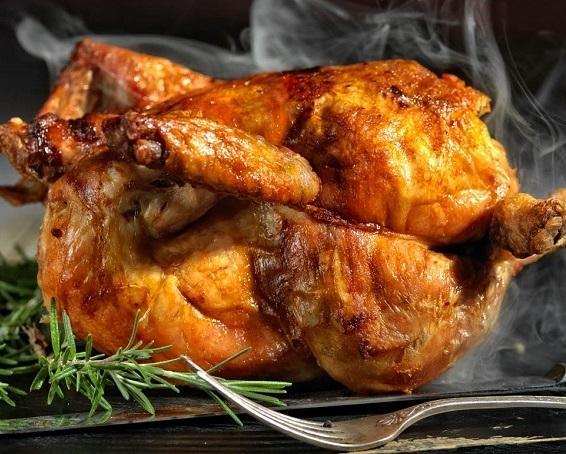 Κοτόπουλο σούβλας