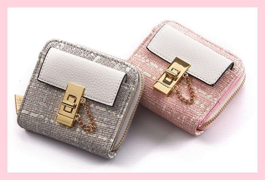 Γυναικεία Πορτοφόλια μικρό μέγεθος, code 18-868, price 22,90€