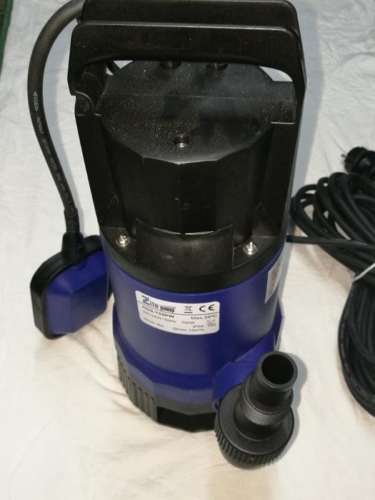 Αντλια υποβρυχια 220 volt ZITAPUMPS