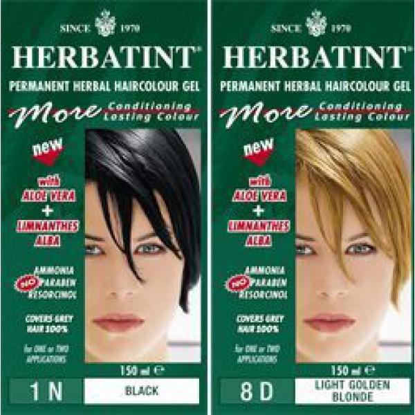 Φυτική βαφή μαλλιών Herbatint