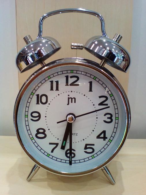 Ρολόγια Παγκράτι:Μεταλλικό-Εξωτερική καμπάνα-Λευκός Φωτισμός-Αθόρυβο μοτέρ-2 χρονια Εγγύηση