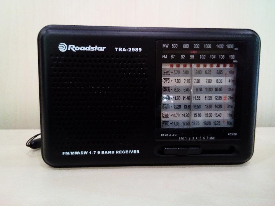 Ραδιοφωνο μπαταριας Παγκρατι Υποδοχη ακουστικων 2 χρονια εγγυηση